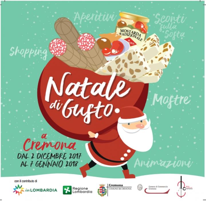 Natale di Gusto - 2017 a Cremona Foto